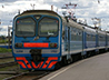 Расписание движения электропоезда Екатеринбург-Верхотурье-Екатеринбург 24-25 мая.
