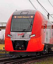 Уральская железная дорога организовала электричку для паломников в Верхотурье