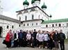 Прихожане храмов Режевского благочиния побывали в Свято-Троицкой Сергиевой Лавре