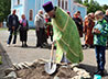 В Скорбященской обители появились дубки от соловецкого политзаключенного