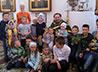 Для маленьких прихожан Преображенского прихода провели фотоконкурс «Троицкая улыбка»