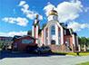 Строительство пожарного выхода в Князь-Владимирском храме Краснолесья завершено
