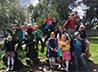 Полезные и яркие события организовали для детей приходского летнего лагеря