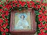 Престольный праздник храма санатория «Обуховский» отметили жители многих российских городов