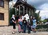 Юные прихожане храма Большой Златоуст посетили с экскурсией храм свв. Бориса и Глеба