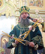 Митрополит Евгений возглавит праздничные богослужения в Дни святого Симеона
