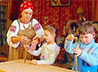Школьники Тавды весело отпраздновали день Покрова Пресвятой Богородицы