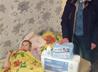Социальный отдел епархии помогает женщине-инвалиду пережить последствия травмы
