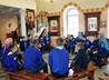 Иногородние скауты провели неделю на Богородице-Владимирском приходе