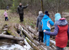 «Экологический поход» совершили православные следопыты г. Лесного