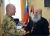 Штабу Уральского округа ВНГ РФ представили нового духовника