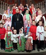 25 декабря в конференц-зале Храма-на-Крови детский ансамбль «Сылышки» исполнит песни уральских казаков