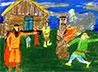 В Свято-Симеоновской гимназии открылась выставка по итогам X Международного конкурса детского творчества «Красота Божьего мира»