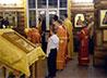 На Богородице-Владимирском приходе прошел слет алтарников и чтецов