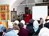 Краеведческая конференция прошла в арамильском храме Святой Троицы