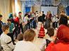 В центре «Покров» для социальных сирот Первоуральска устроили блинную Масленицу