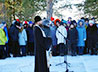 Литией отметили 30-ю годовщину вывода советских войск из Афганистана в Карпинске