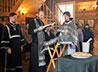 В день памяти св. вмч. Феодора Тирона в Богородице-Владимирском храме освятили коливо