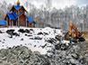 На стройплощадке нового храма во Владимирском городке готовятся к закладке первого камня