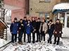 Члены приходского молодежного клуба посетили детский дом с «уроком доброты»