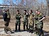 Подростки из военно-патриотических клубов Северного округа поучаствовали в «Зарнице»