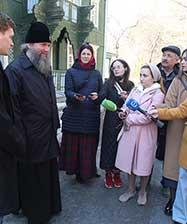 Митрополит Евгений провел рабочую встречу на площадке будущего детского хосписа