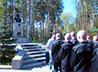 Воспитанники Кировоградской колонии побывали в обители на Ганиной Яме