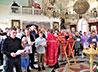 Обет трезвости и крестный ход совершили в храме при Горном университете