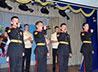Суворовцы 5-8 классов завершили летнюю учебную практику