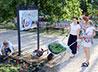 Жители Заречного помогли благоустроить территорию Покровского храма