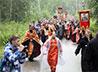 Участниками традиционного Царского крестного хода в Екатеринбурге стали более 50 000 человек