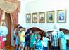 Участники летней школы Князь-Владимирского храма побывали на выставке в ДПЦ «Царский»