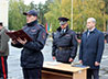 Окормляющий священник поздравил первокурсников института МВД России с принятием присяги