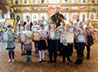 Конкурс чтецов на старославянском языке провели в новолялинской воскресной школе