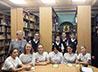 Студенты Екатеринбургской духовной семинарии провели уроки в Православной гимназии