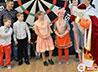 Дети поучаствовали в Рождественском марафоне