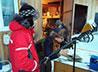 Полученные на уроках технологии навыки исетские кадеты активно применяют в быту