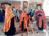 Обет трезвости отслужили в Никольском храме при Горном университете