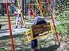Детскую игровую зону получили в подарок от службы милосердия маленькие пациенты психбольницы