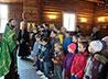 В храме на Семи Ключах завершилась смена детской паломническо-трудовой площадки «Глаголъ»