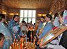 Престольный праздник храма Владимирской иконы Пресвятой Богородицы на Семи Ключах отметили с Казачьим Дозором