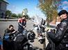 Мотопробег «Отцы России за многодетную семью» уже прошел через Новосибирск