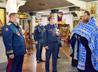 Свердловские огнеборцы поучаствовали в благодарственных молебнах в День иконы «Неопалимая Купина»