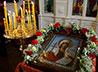 В городе Лесном побывала икона с мощами святой мученицы Татианы