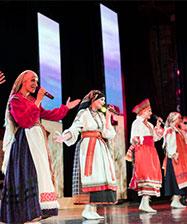 10 января Царский монастырь проведет в Театре эстрады музыкальный Рождественский вечер «Серебряная метель»