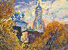 Выставка уральского художника Сергея Сухова открылась в центре «Царский»