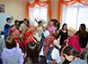 Студенты трех образовательных организаций отпраздновали день влюбленных по-русски