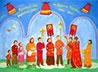 Детский творческий конкурс «Пасха Красная – Красный звон» проведут в Каменской епархии