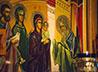 Слушатели школы «Азы Православия» поговорили о Сретении Господнем