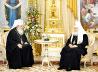Состоялась беседа Предстоятелей Русской и Болгарской Православных Церквей